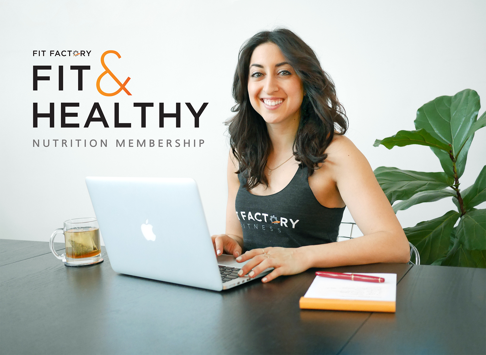 Fit + Healthy Nutrition Membership