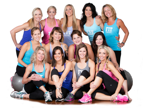 FitFusion Instructors