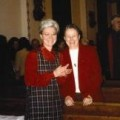 Sisters Adela Gross and Carol Virnig