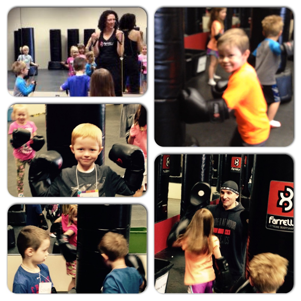 Kid's Combat Camp at Farrell's Coralville