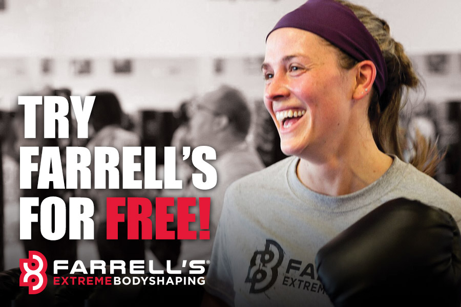 Try Farrell's Coralville for Free!