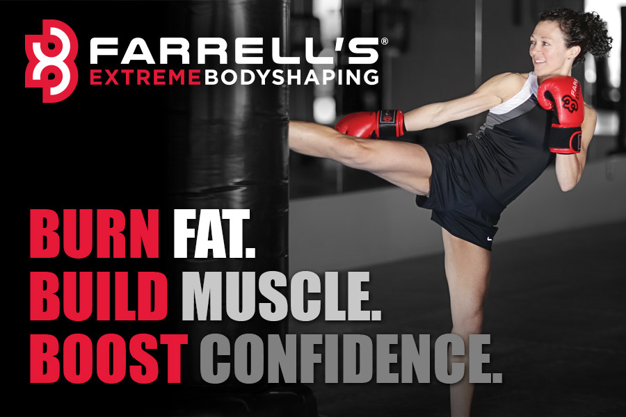 Burn Fat, Build Muscle, and Boost Confidence at Farrell's Johnston