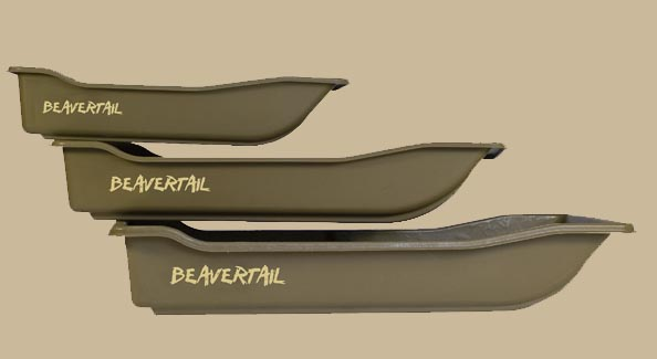 Beavertail Marsh Sleds
