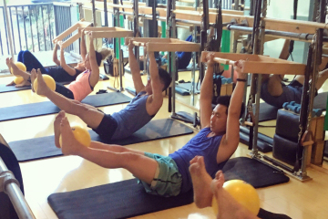 Pilates Tower & Reformer Class at Harmony Studios