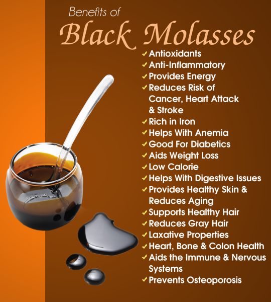 NaturalSweeteners_Molasses