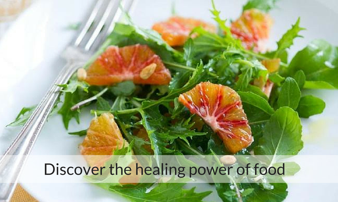 Discover the healing power of food