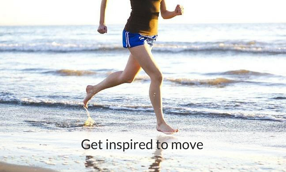 Get inspired to move