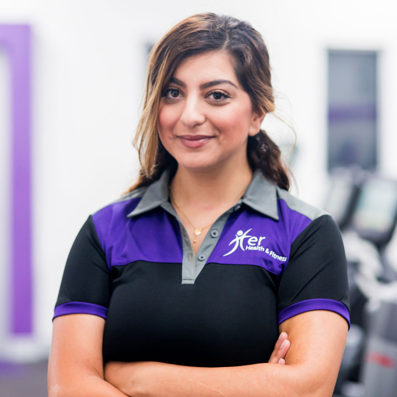 Nicole Milad at Her Health & Fitness
