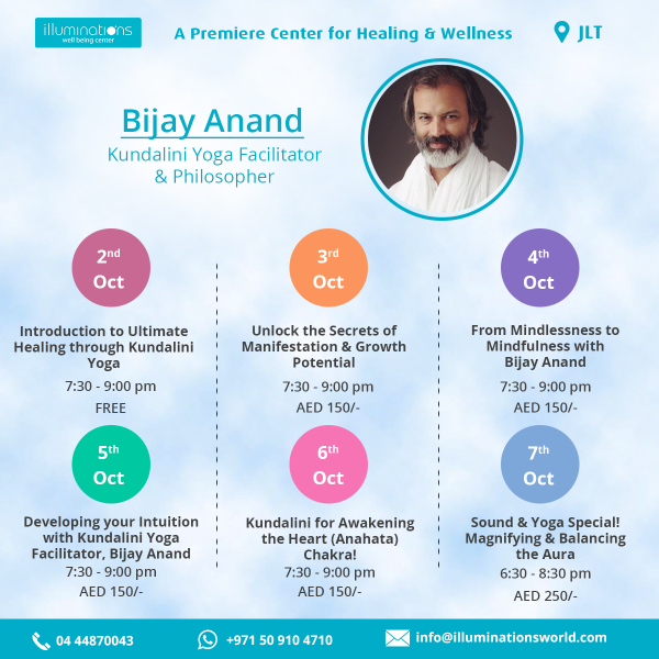 BBijay October events