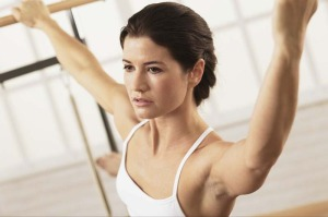 Iron and Grace Pilates Classes
