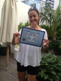 Adette Kundalini Yoga Teacher training Certificate-1