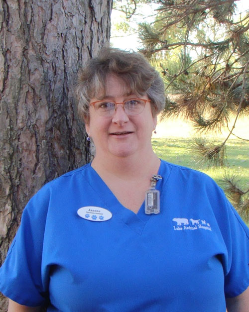 care-team-Janene-lake-animal-hospital