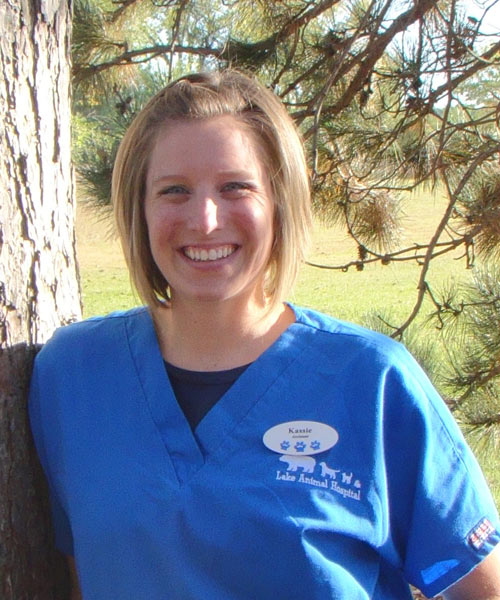 care-team-Kassie-lake-animal-hospital