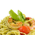 Pesto Shrimp Pasta small