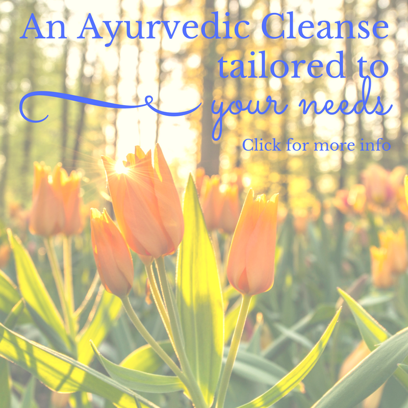 Private cleanse webpage
