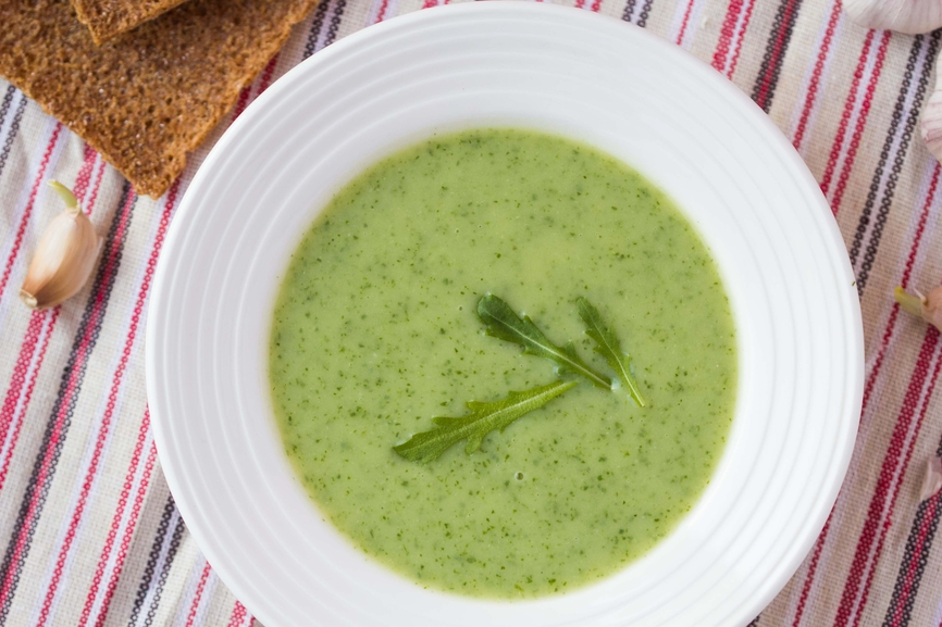 Spinach Avocado Soup