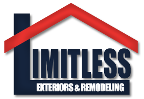 Limitless Exteriors & Remodeling Logo