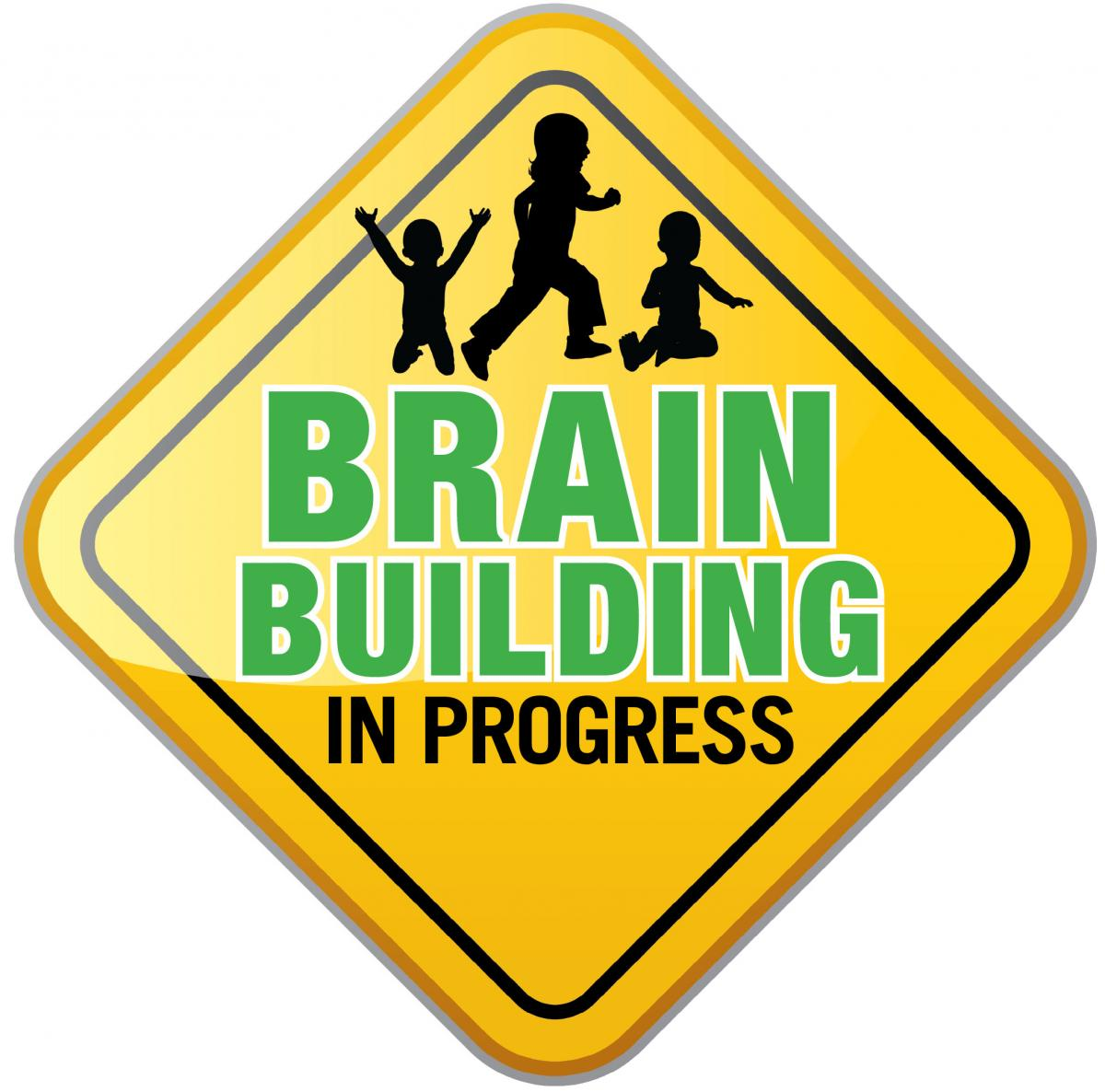 Image result for brain building in progress logo