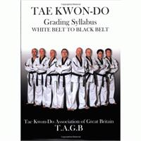 Coloured Belt Pictured Training Book