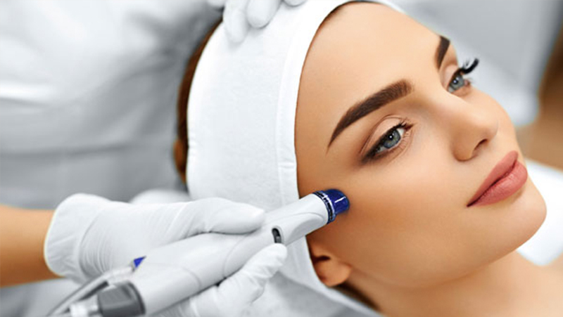 HydraFacial MD at Massage Sway