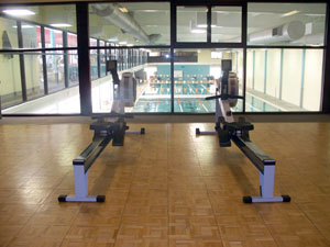 Fitness Studio Interior