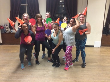 Game Changer Circuit Training Class at M Dance & Fitness in NYC