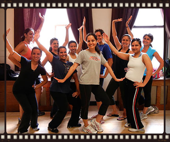 M Dance & Fitness Private Zumba Bachelorette Party