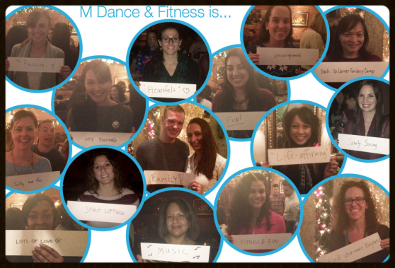 Why students love M Dance & Fitness