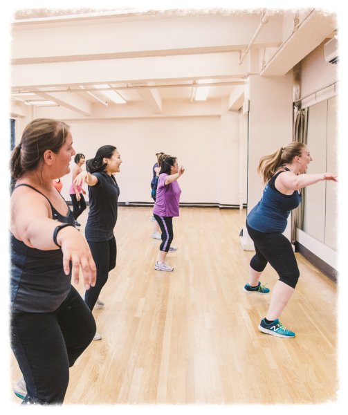 M Dance & Fitness Dance Cardio Tone with Megan Kolb in NYC