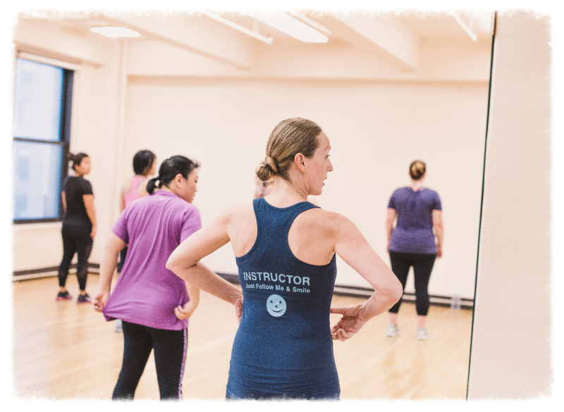 M Dance & Fitness Ballet Buff with Misty Clark in NYC