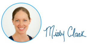 M Dance & Fitness Owner, Misty Clark
