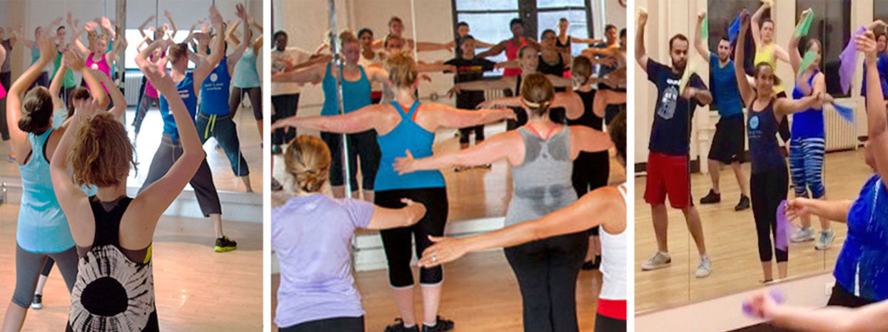Zumba, Barre, CORE and HIIT Classes at M Dance & Fitness in NYC