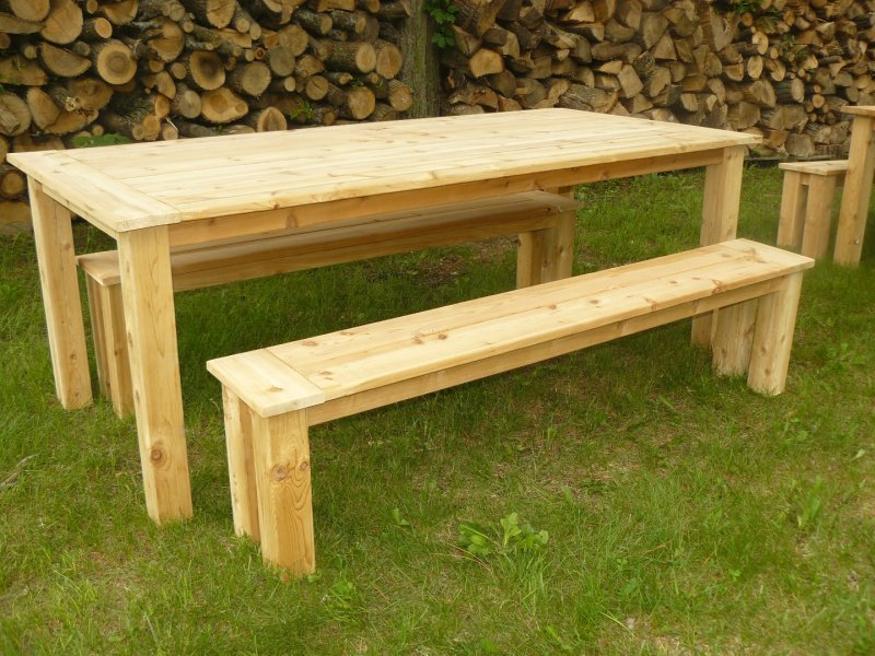 Awesome Outdoor Cedar Tables Download Free Architecture Designs Scobabritishbridgeorg
