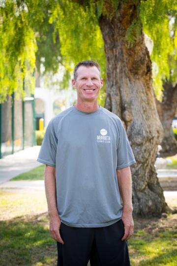 Scott Dickey, Director of Tennis & CEO at Murrieta Tennis Club in Murrieta, CA