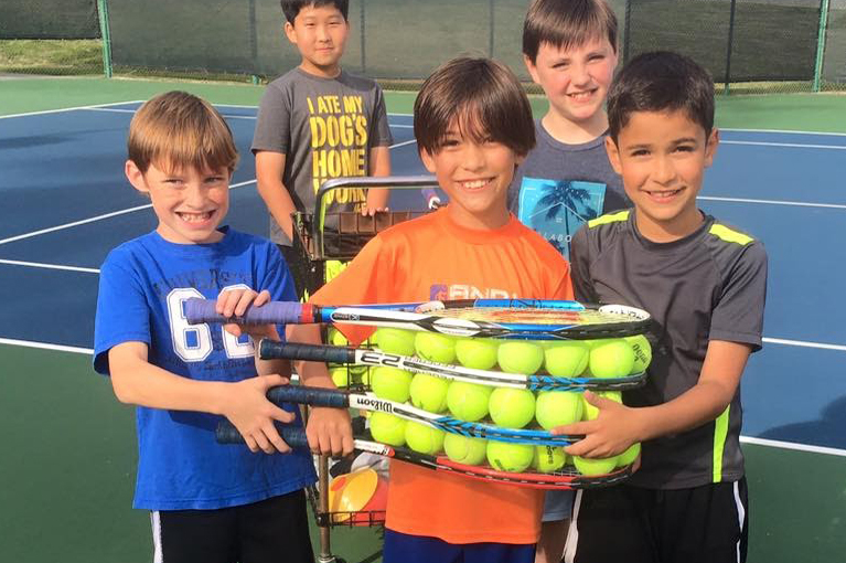 Junior Program at Murrieta Tennis Club in Murrieta, CA