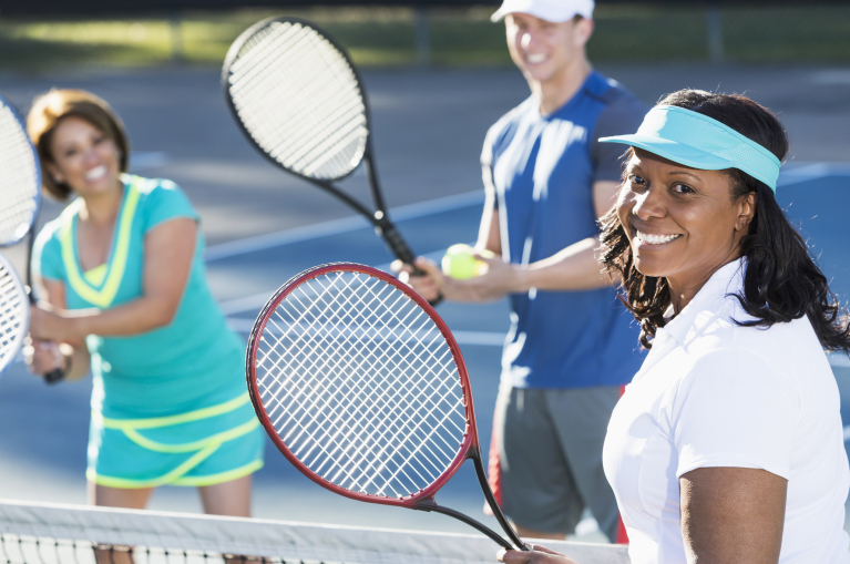 Adult Clinics at Murrieta Tennis Club in Murrieta, CA