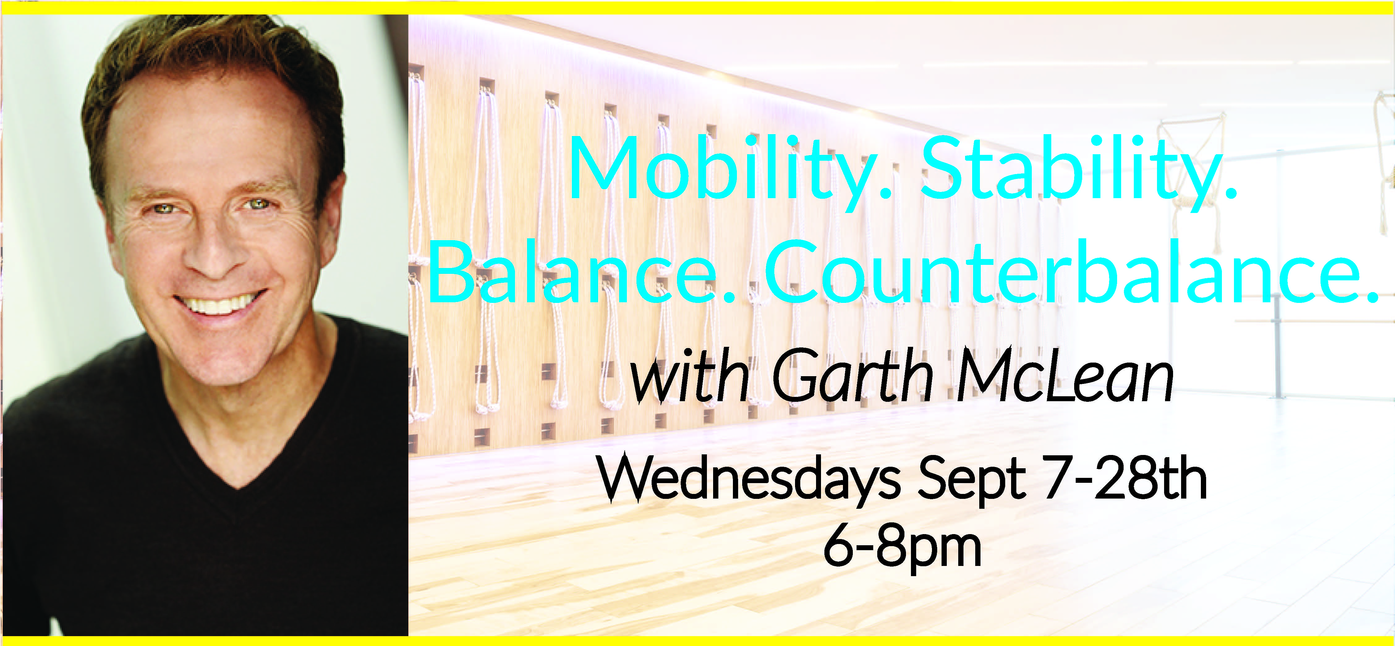 Garth MOBILITY Banner