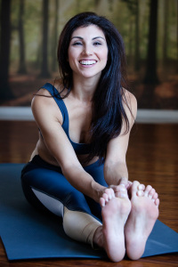 Dana Kraft; Yoga Teacher at Namaste Studios