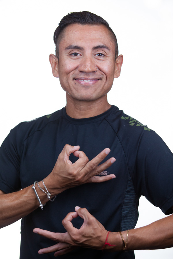 Eduardo Duran; Yoga Teacher at Namaste Studios