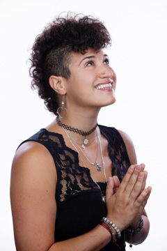 Shira Barlas; Yoga Teacher at Namaste Studios