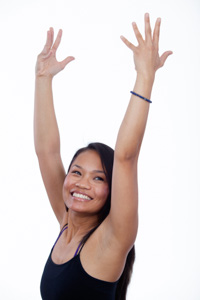 Chona Bernardo; Desk Team Member at Namaste Studios