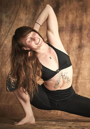 Alex Halenda; Yoga Teacher at Namaste Studios
