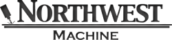 Northwest machine logo