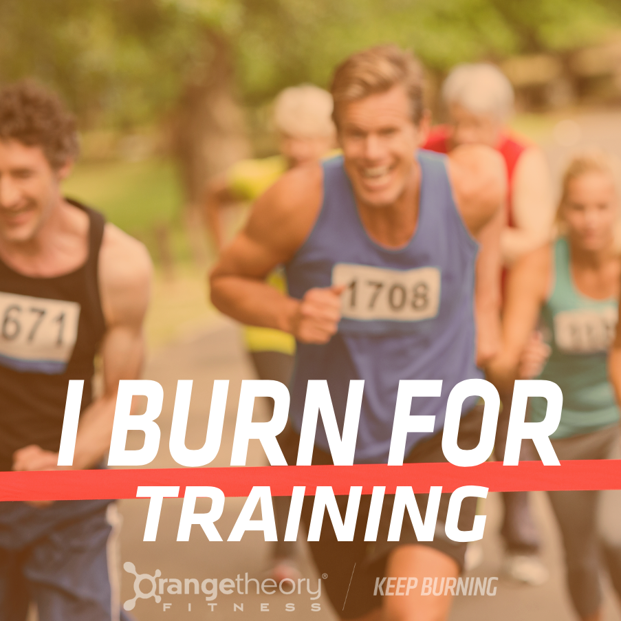 Burn for Training