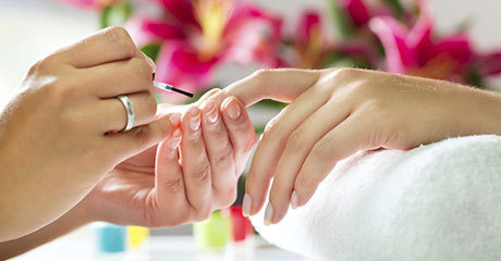 Manicure Services at Panorea Skin + Spa