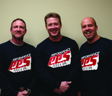 Owners of Performance Pools in Woodbury, Minnesota