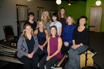 About Pilates Center of Omaha