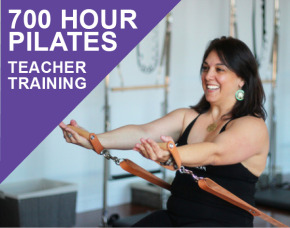 700 Pilates Teacher Training