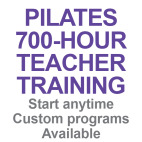 Pilates 700 Hour Teacher Training