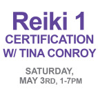 Reiki 1 Certification